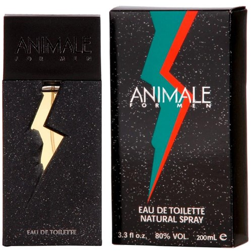 Animale For Men Eau De Toilette Animale - Perfume Masculino - 200ml