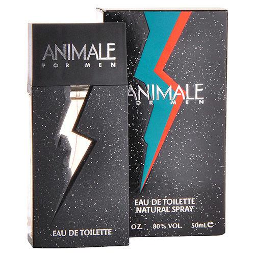 Animale Masculino Eau de Toilette 50ml