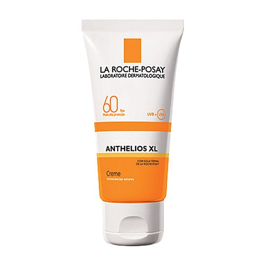 Tudo sobre 'Anthelios Xl Creme Fps60 50ml'