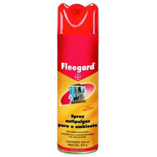 Antipulgas Bayer Fleegard Spray 300ml