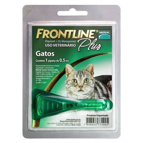 Tudo sobre 'Antipulgas Frontline Plus Gatos'