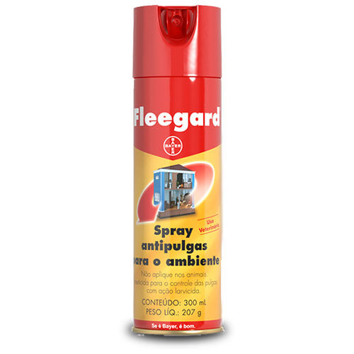 Antipulgas Spray Bayer Fleegard 300 Ml