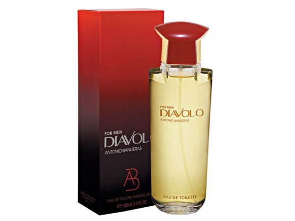 Antonio Banderas Diavolo For Men - Perfume Masculino Eau de Toilette 200 Ml