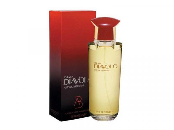 Antonio Banderas Diavolo For Men - Perfume Masculino Eau de Toilette 200ml