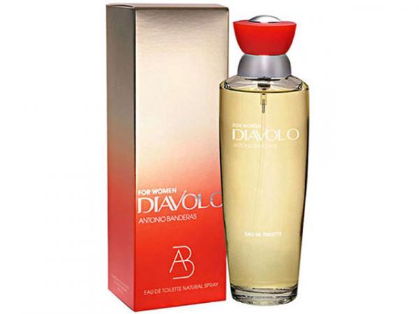Antonio Banderas Diavolo - Perfume Feminino Eau de Toilette 100 Ml