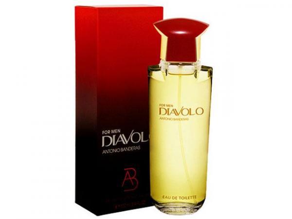 Antonio Banderas Diavolo - Perfume Masculino Eau de Toilette 100 Ml