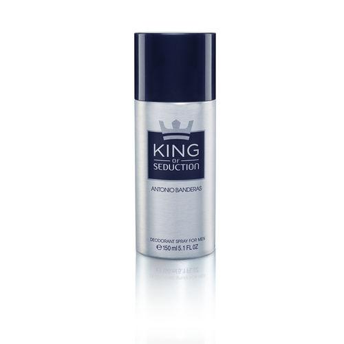 Antonio Banderas King Of Seduction Desodorante Masculino