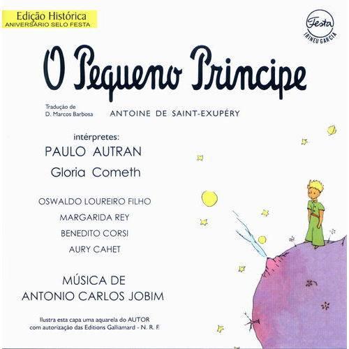 Antônio Carlos Jobim, Paulo Autran e Outros - o Pequeno Príncipe