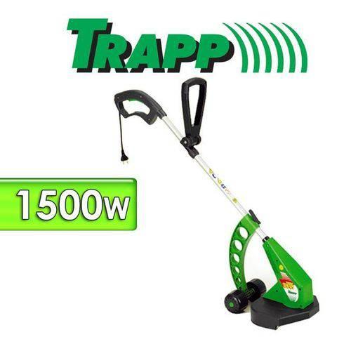 Aparador de Grama Eletrico Trapp Turbo Master 1500 - 220v