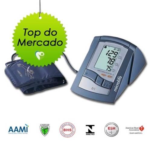 Tudo sobre 'Aparelho Automático de Pressão Arterial de Mesa Mam-Pc Bp3ac1pc - Microlife'