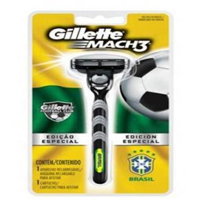 Aparelho de Barbear Gillette Mach3 Seleção