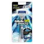Aparelho de Barbear Gillette Mach3 Turbo