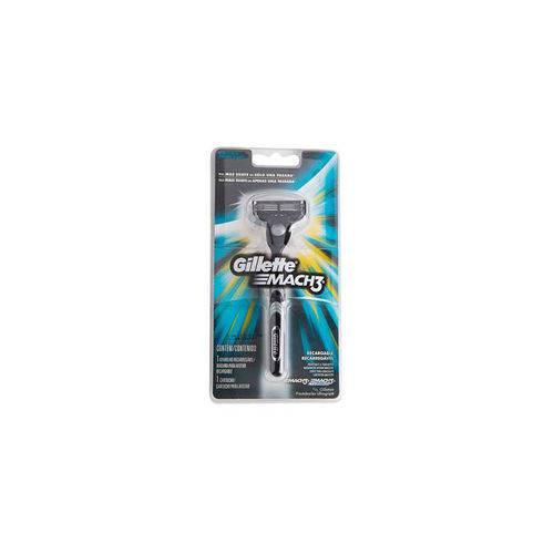 Aparelho de Barbear Mach3 Regular 1 Unidade