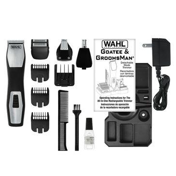 Tudo sobre 'Aparelho de Barbear Wahl Groomsman Pro'