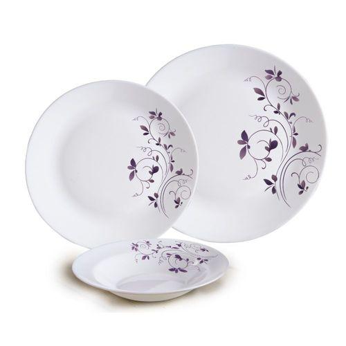 Aparelho de Jantar Dazzle Purple - 12 Peças