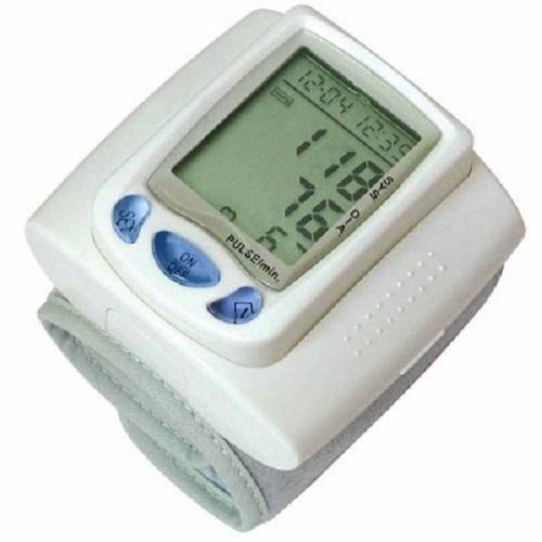 Aparelho de Pressão de Pulso de Pulso Digital Supermedy