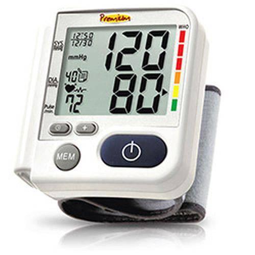 Aparelho de Pressão Digital de Pulso Premium Lp200 - G-Tech
