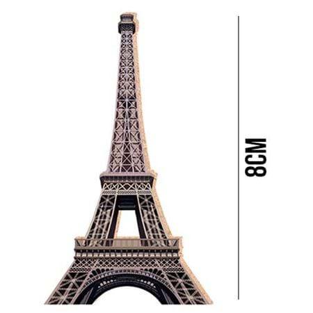 Tudo sobre 'Aplique de MDF e Papel - Torre Eiffel APM8 - 093'