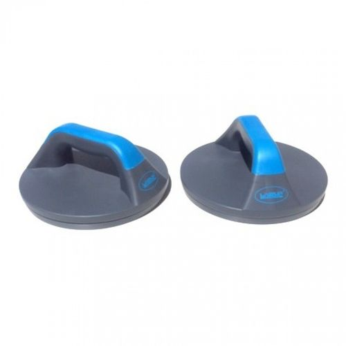 Apoio para Flexão de Braço Simples - Azul