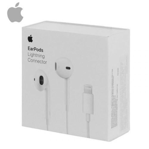 Apple In-Ear Earpods com Conector Lightning - Mmtn2Zm/a
