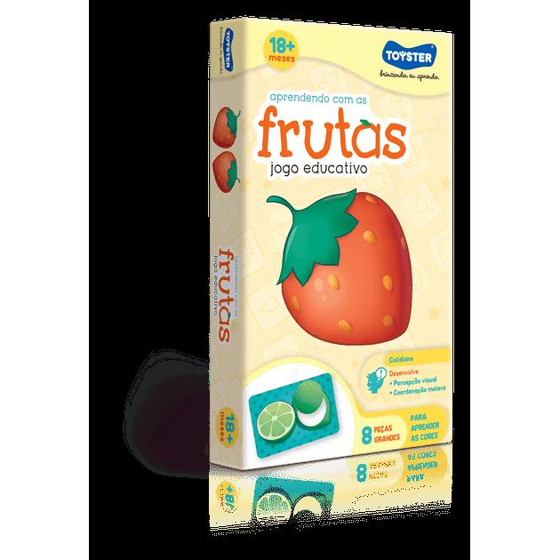 Tudo sobre 'Aprendendo com as Frutas'
