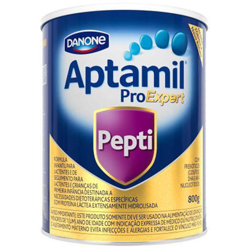 Tudo sobre 'Aptamil Pepti 800g'