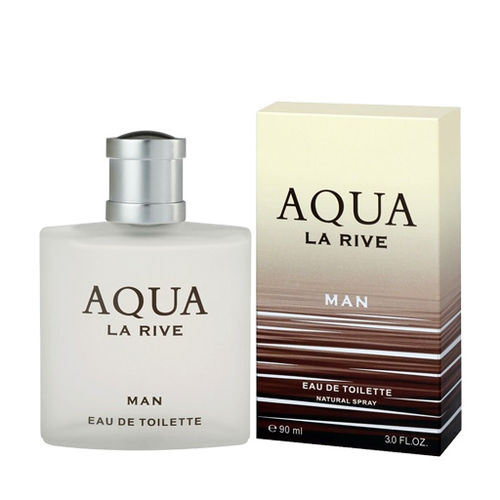 Aqua Man Masc La Rive Edt 90 Ml