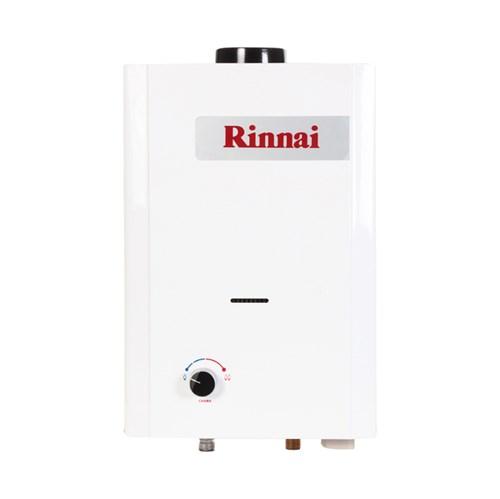 Aquecedor de Água a Gás GLP 7L/min Branco M07-BP Rinnai