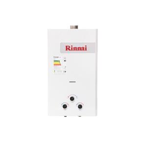 Aquecedor de Água à Gás Mecânico REU-M150 FE GN 14,5 Litros Min - Rinnai