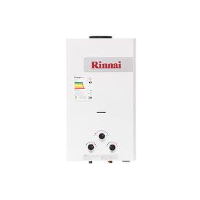 Aquecedor de Água à Gás Mecânico - REU-M150S GN Rinnai 15 Litros Min
