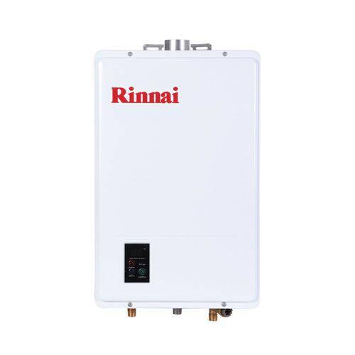 Aquecedor Digital Gás 18L REU1302FEH Rinnai GLP