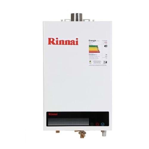 Aquecedor Digital a Gás 12 Litros Rinnai REU 1002FEH GN