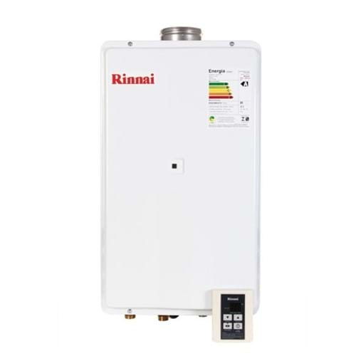 Aquecedor Digital Gas 32,5L REU2402FEA Rinnai GLP