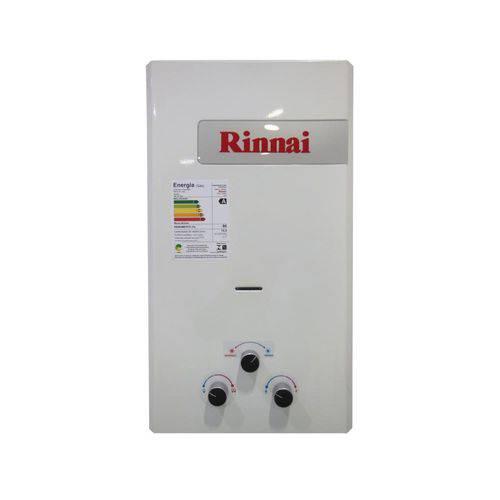 Aquecedor Gas 15L REU158BR Rinnai