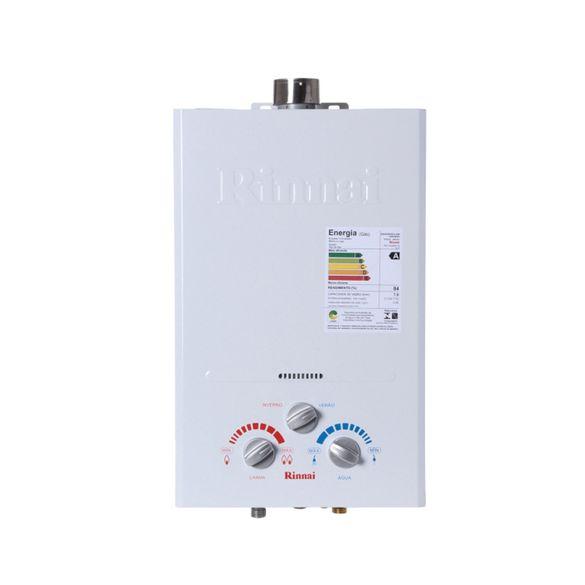 Aquecedor Gas 7L REU600BR Rinnai GN