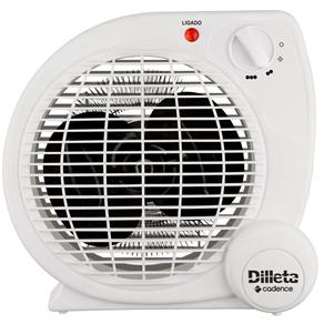 Aquecedor Termoventilador Cadence Dilleta AQC412 - Branco - 110v