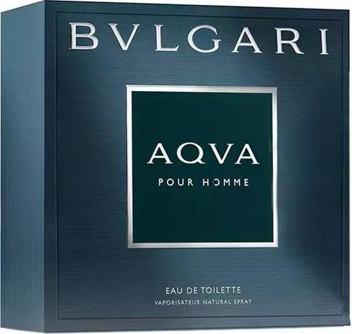 Aqva Pour Homme Bvlgari - Perfume Masculino - Eau de Toilette (50ml)