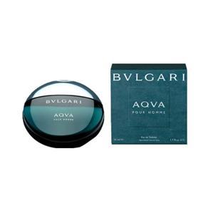 Aqva Pour Homme Eau de Toilette BVLGARI - Perfume Masculino 50ml