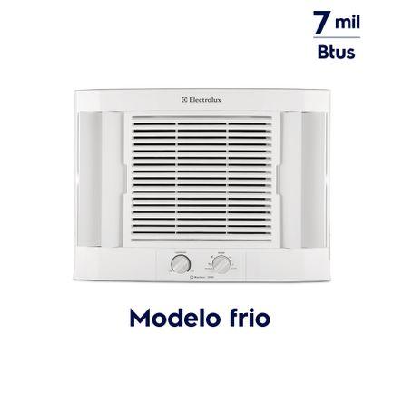 Tudo sobre 'Ar Condicionado de Janela 7.500 Btus Frio Mecânico (EC07F) 127V'
