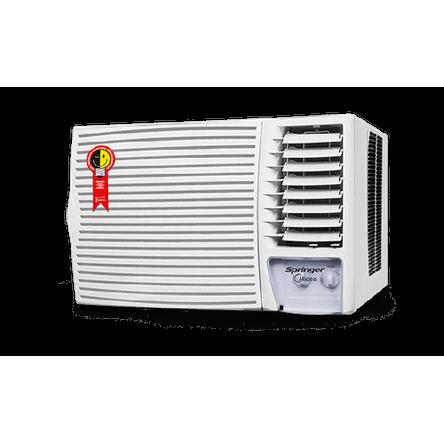 Tudo sobre 'Ar Condicionado de Janela Mecânico 12.000 Btus Quente/Frio 220V - MQI125BB'
