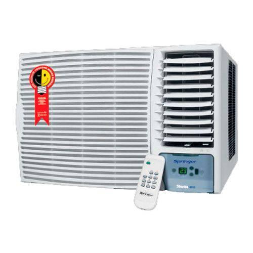 Tudo sobre 'Ar-condicionado Janela Springer Silentia Eletrônico 30000 Btu/h 220V Frio ZCB305RB'
