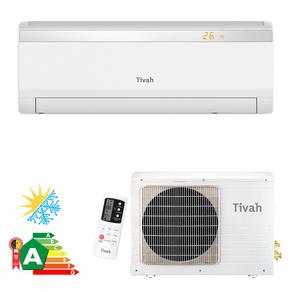Tudo sobre 'Ar Condicionado Split Hi-Wall Tivah Eco 9.000 BTU/h Quente/Frio 220v'