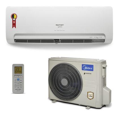 Tudo sobre 'Ar Condicionado Split Inverter Springer Midea 12.000 Btus Frio 220v'