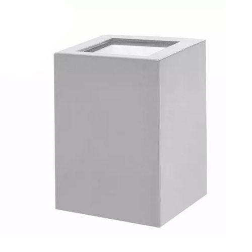 Arandela Balizador Sobrepor Branco 2 Fachos Abertos - Germany - 15100-br