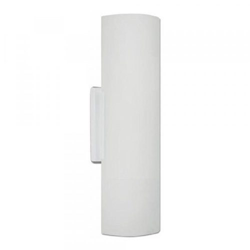 Arandela Embau 30cm Fosco 1xe27 Branca - Taschibra