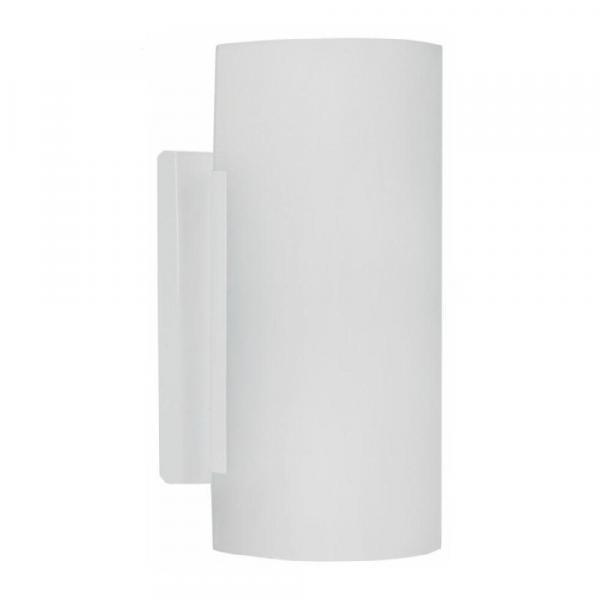 Arandela Embau 20cm Fosco 1xe27 Branca - Taschibra