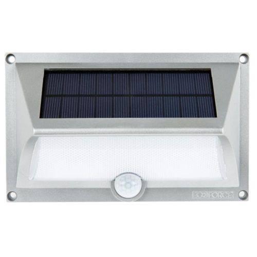 Tudo sobre 'Arandela Solar Abs com Sensor - Ecoforce'