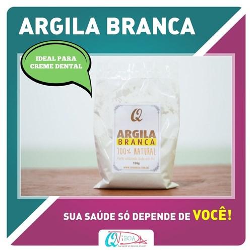 Argila Branca (100g)