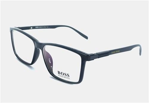 Armação de Óculos de Grau Masculino B1294 (Preto)