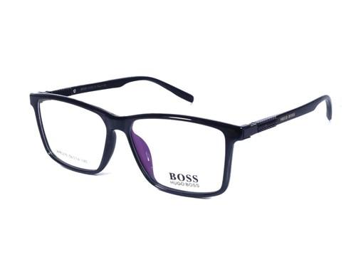 Armação de Óculos de Grau Masculino Bo1290 (Preto)